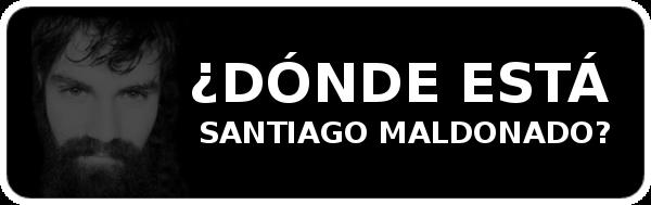 Dónde está Santiago Maldonado