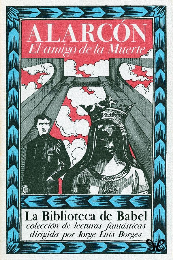 tapa de Alarc�n, Pedro Antonio de - El Amigo de la muerte