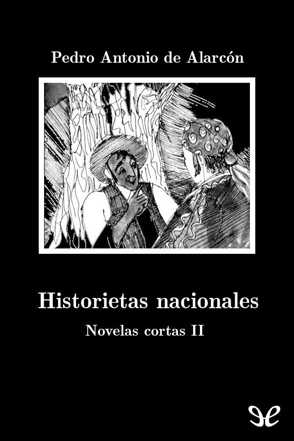 tapa de Alarc�n, Pedro Antonio de - Historietas nacionales