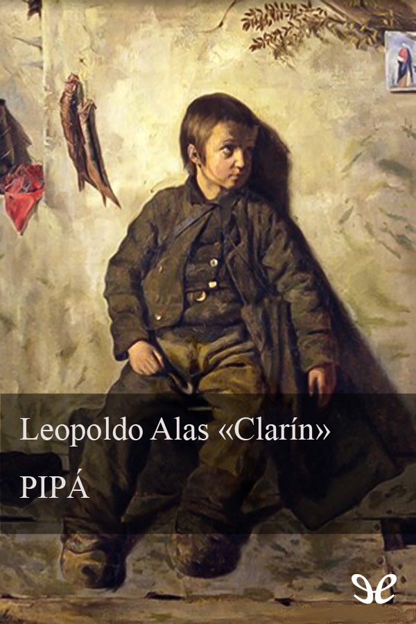 tapa de Alas <Clarin>, Leopoldo - Pip�