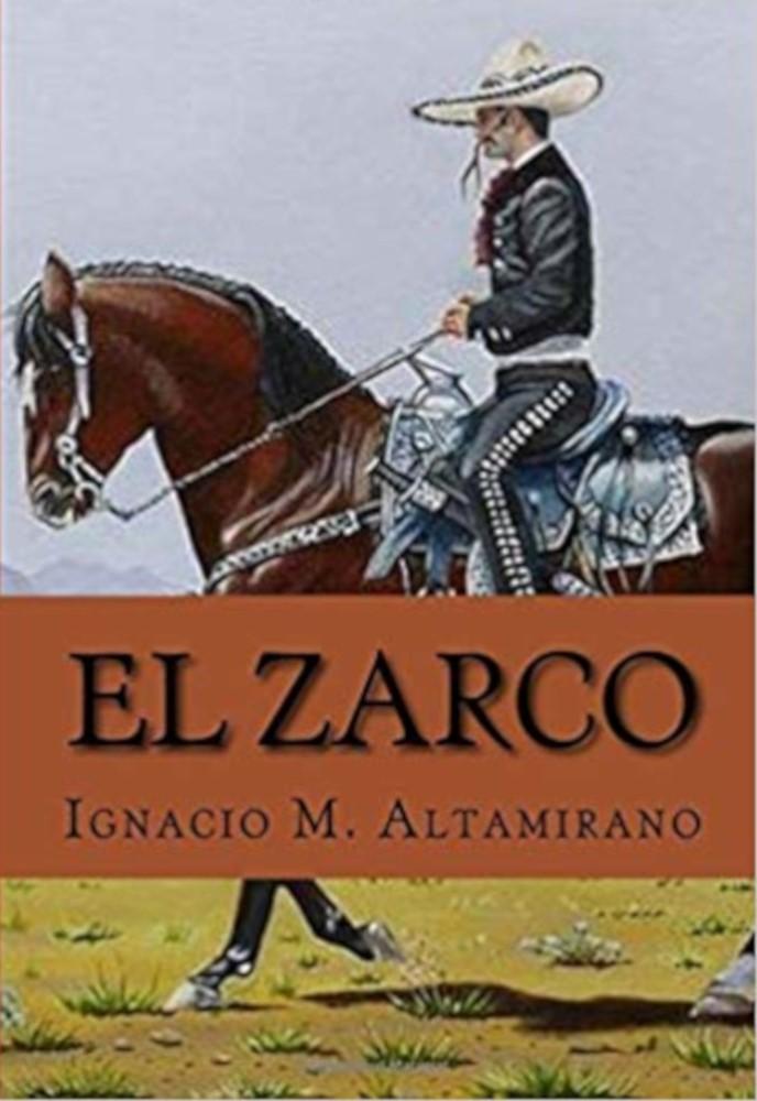 tapa de Altamirano, Ignacio M - El Zarco