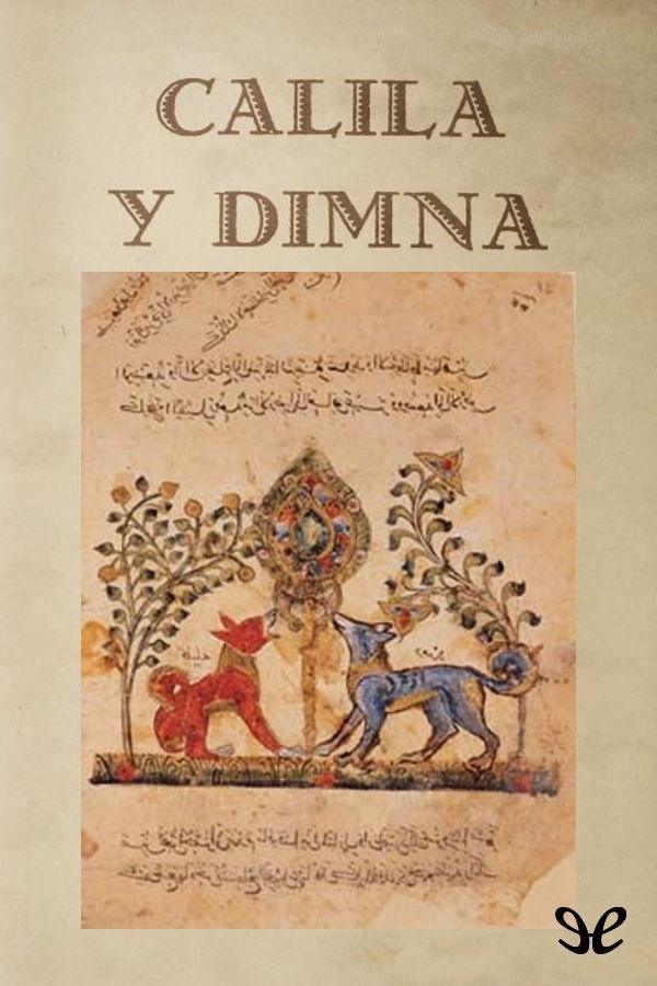 An�nimo - Calila y Dimna