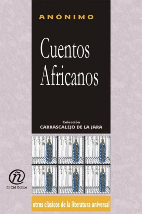 An�nimo - Cuentos africanos