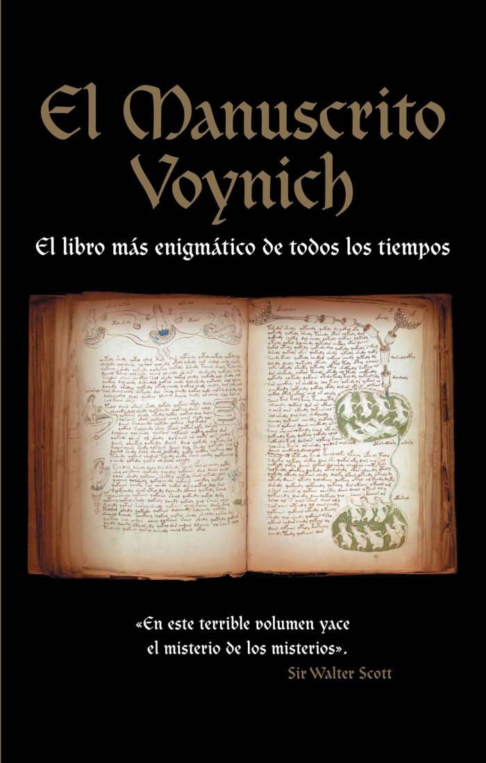 tapa de An�nimo - El manuscrito Voynich