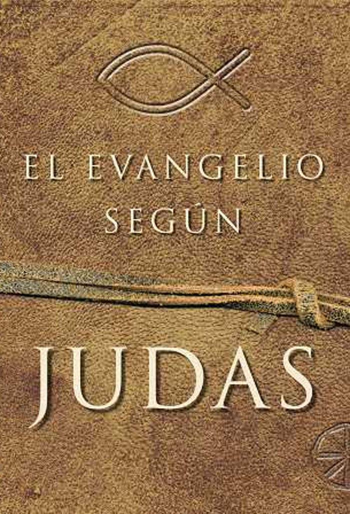 tapa de An�nimo - Evangelio de Judas