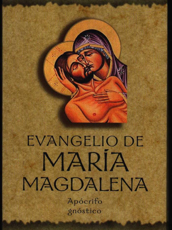 tapa de An�nimo - Evangelio de Mar�a Magdalena