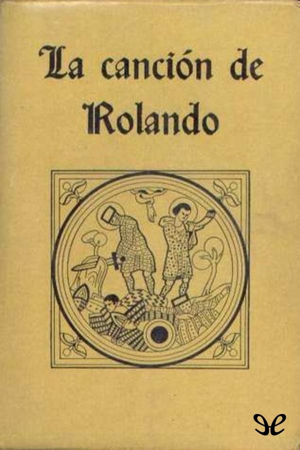 tapa de An�nimo - La canci�n de Rolando
