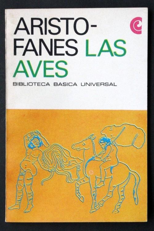Arist�fanes - Las Aves
