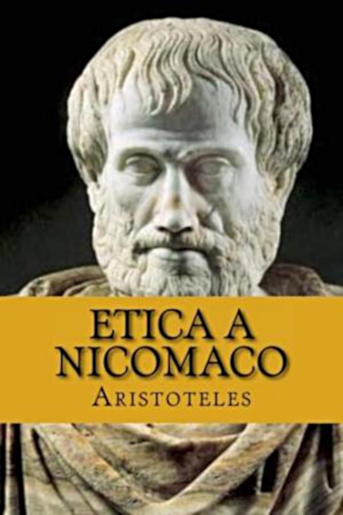 tapa de Arist�teles - Etica a Nic�maco