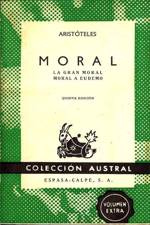 Arist�teles - La Gran Moral