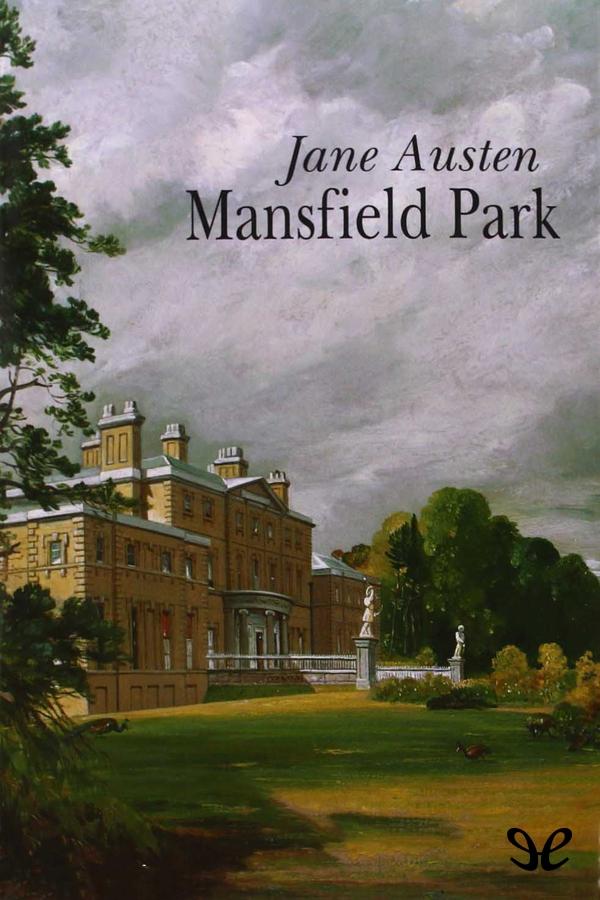 tapa de Austen, Jane - Mansfield Park