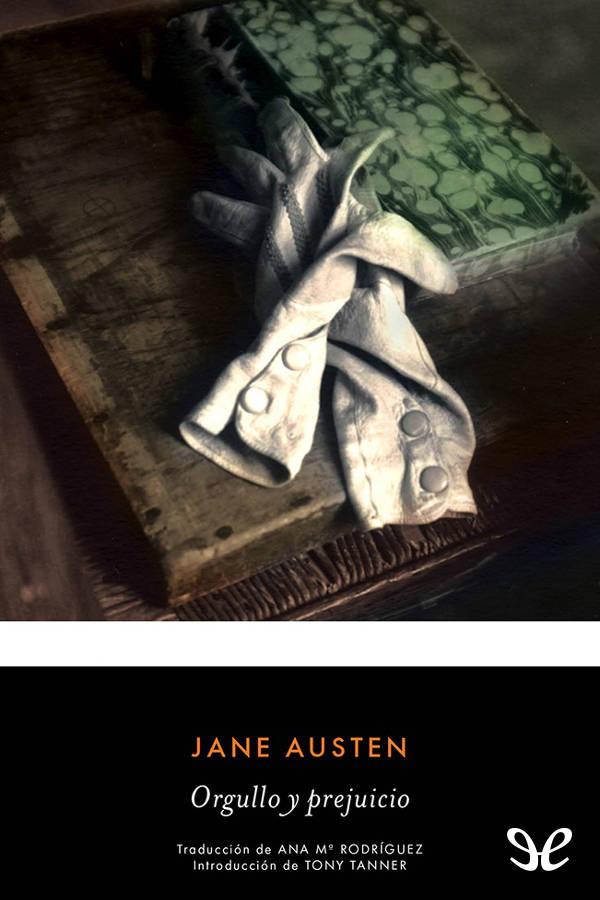 tapa de Austen, Jane - Orgullo y prejuicio