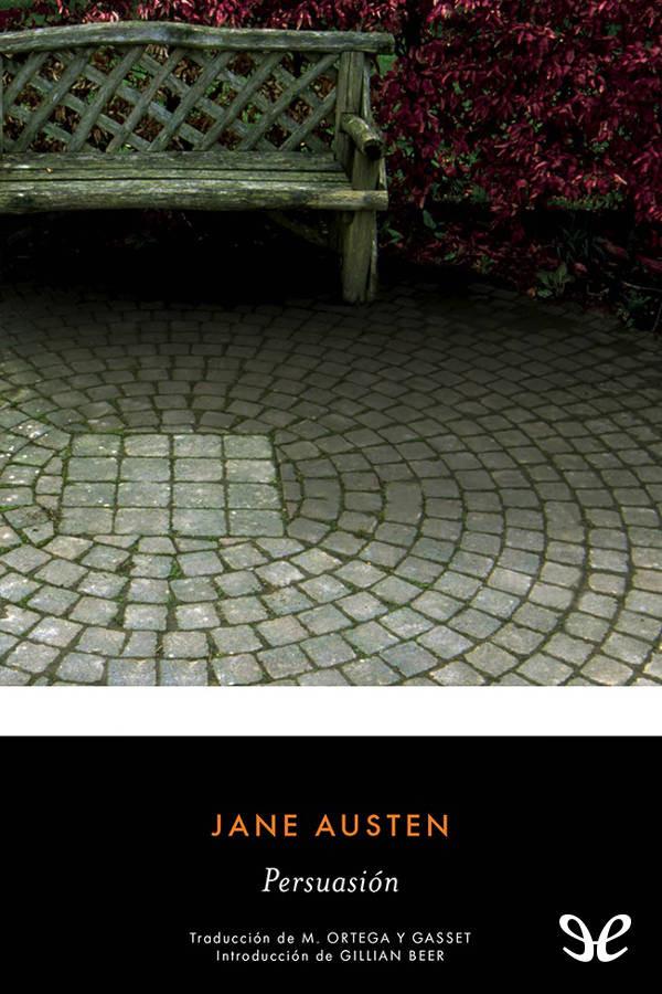 tapa de Austen, Jane - Persuasi�n