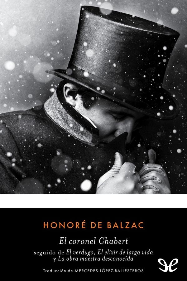 Balzac, Honorato de - El Coronel Chabert