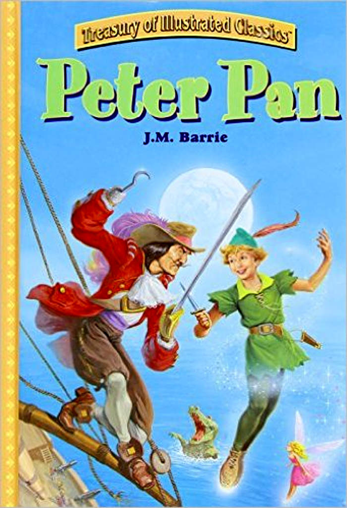 tapa de Barrie, James - Peter Pan