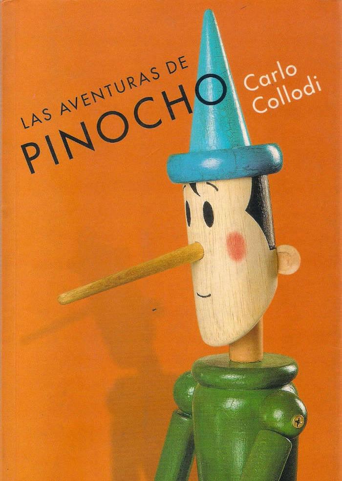tapa de Collodi, Carlo - Pinocho