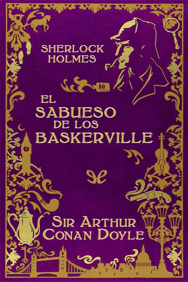tapa de Conan Doyle, Arthur - El Sabueso de los Baskerville