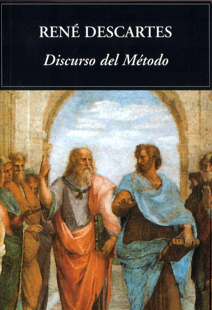 tapa de Descartes, Ren� - Discurso del m�todo