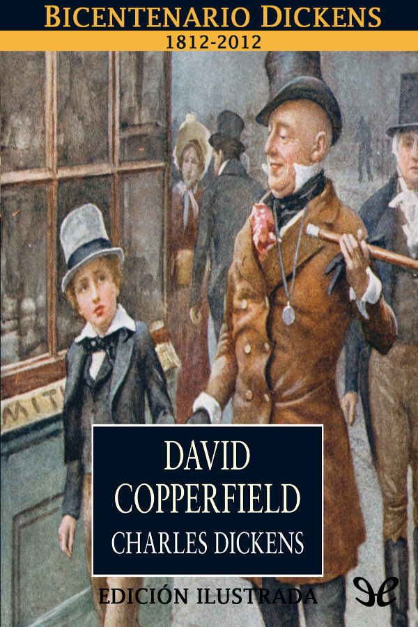 tapa de Dickens, Charles - David Copperfield.