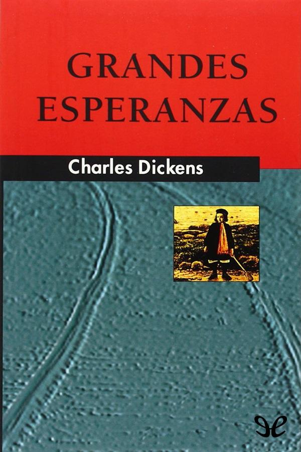 tapa de Dickens, Charles - Grandes Esperanzas.