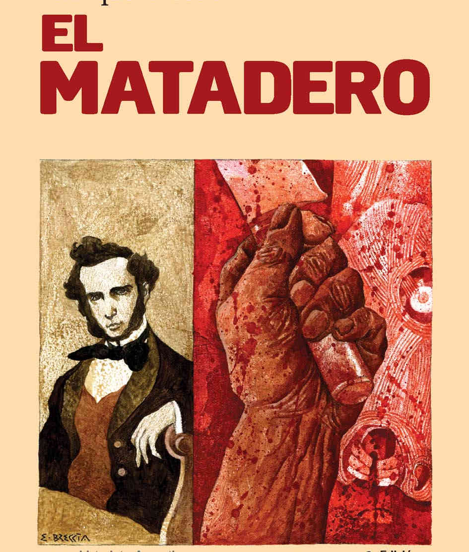 tapa de Echeverr�a, Esteban - El Matadero