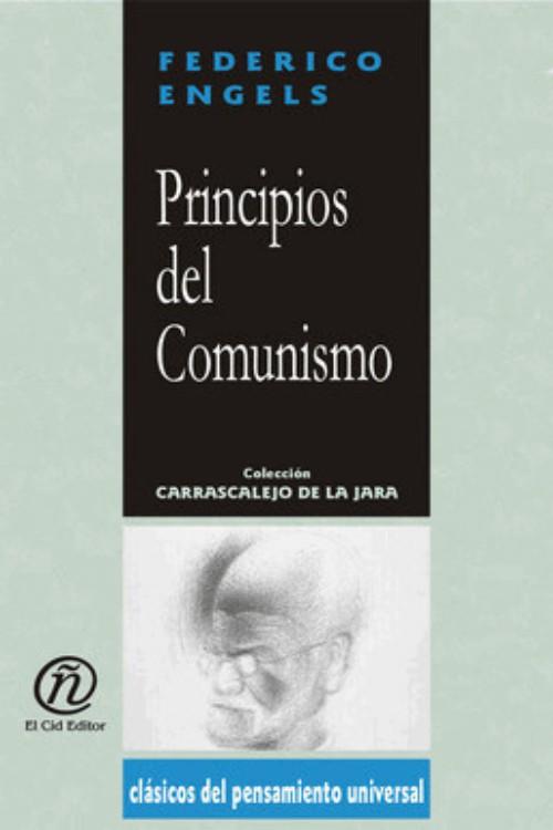 Engels, Federico - Principios del Comunismo