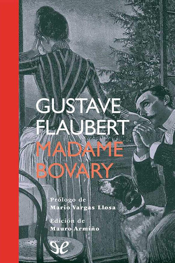 tapa de Flaubert, Gustave - Madame Bovary