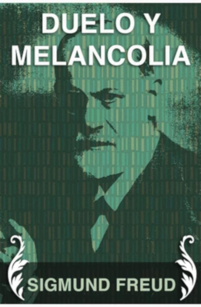 tapa de Freud, Sigmund - Duelo y melancol�a