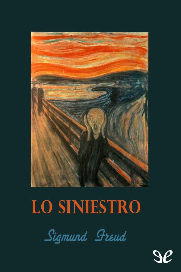 Freud, Sigmund - Lo siniestro