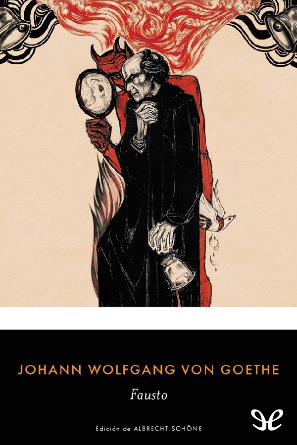 tapa de Goethe, Johann Wolfgang - Fausto