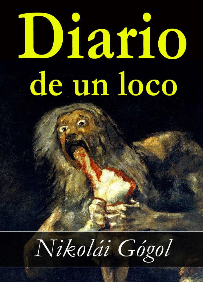 tapa de Gogol, Nicolai - Diario de un loco