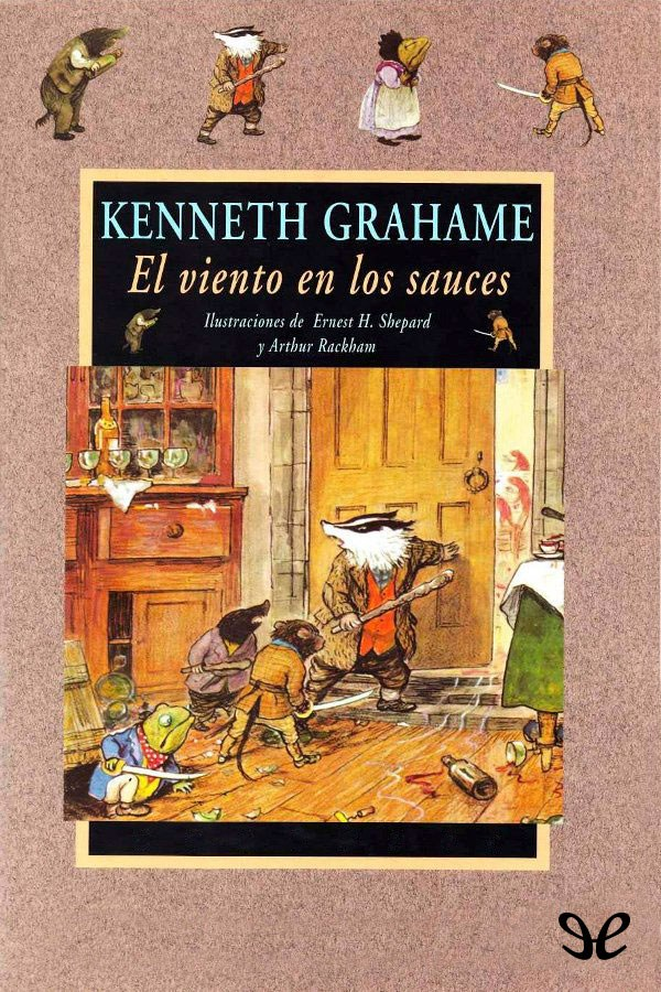 tapa de Grahame, Kenneth - El Viento en los sauces