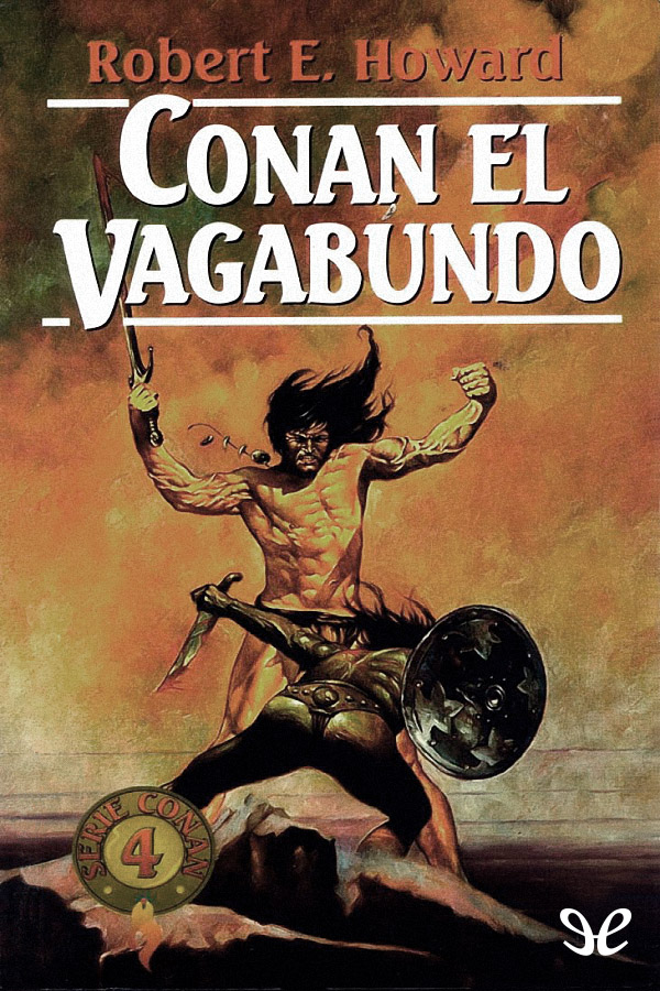 Howard, Robert E. - Conan el vagabundo