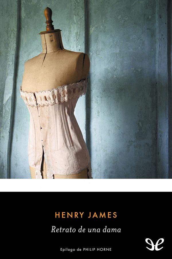 tapa de James, Henry - Retrato de una dama