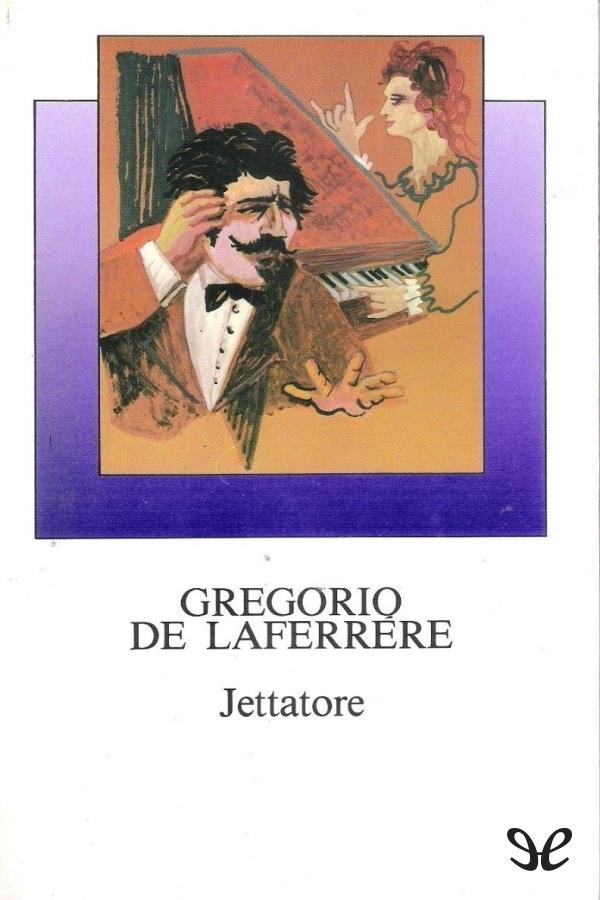 tapa de Laferr�re, Gregorio de - Jettatore