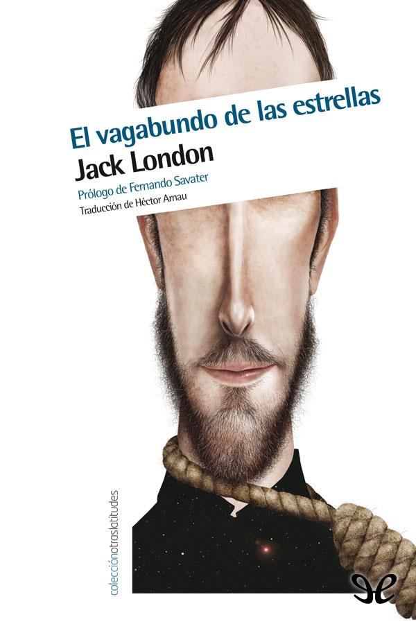 tapa de London, Jack - El Vagabundo de las Estrellas