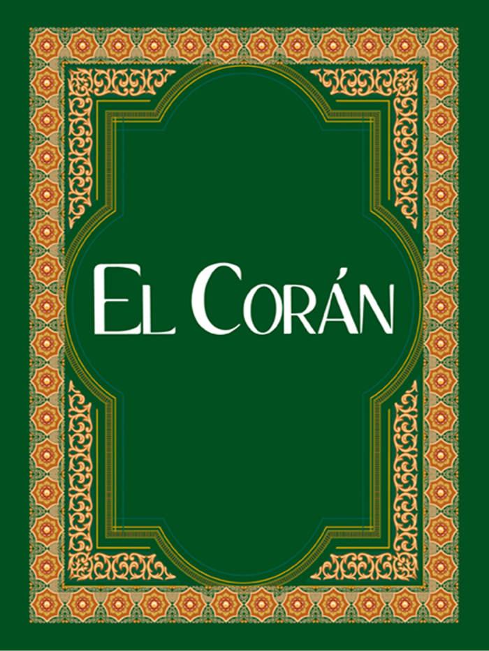 tapa de Mahoma - El Cor�n