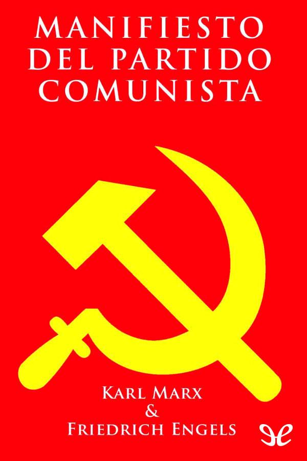 Marx, Karl - Manifiesto del Partido Comunista