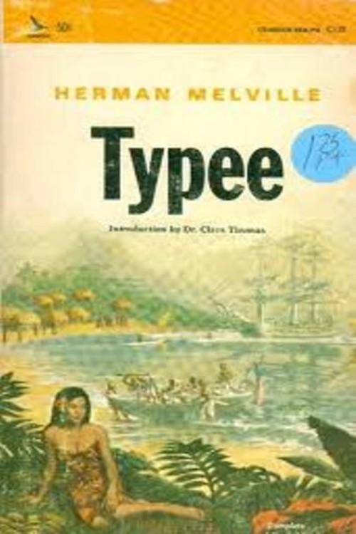 tapa de Melville, Herman - Typee