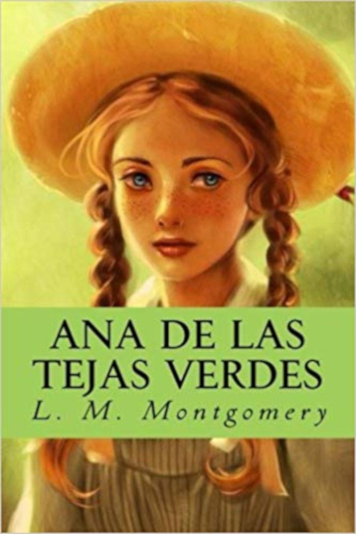 tapa de Montgomery L. M. - Ana de las Tejas Verdes