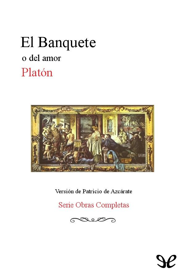 Plat�n - El Banquete