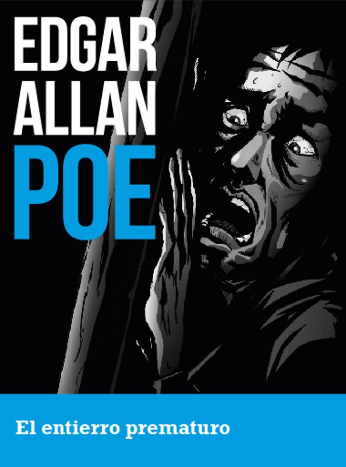 tapa de Poe, Edgar Allan - El Entierro Prematuro