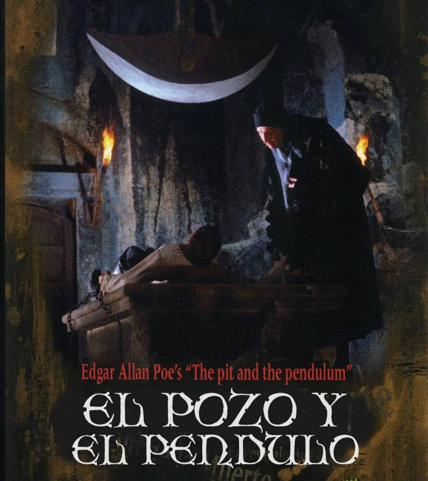tapa de Poe, Edgar Allan - El pozo y el p�ndulo