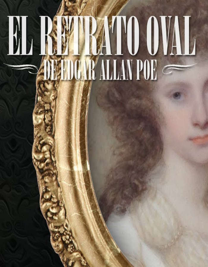 tapa de Poe, Edgar Allan - El Retrato Ovalado