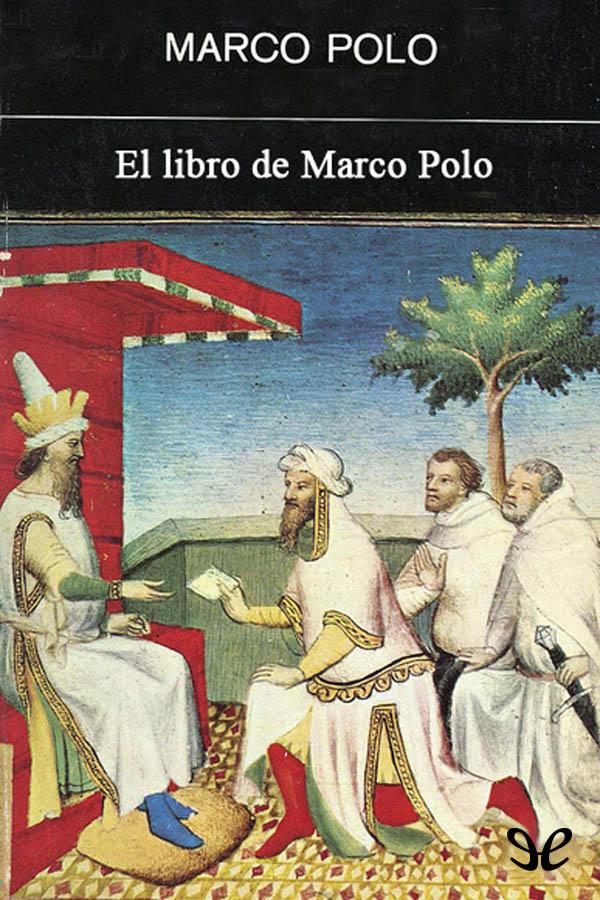tapa de Polo, Marco - El Libro de Marco Polo