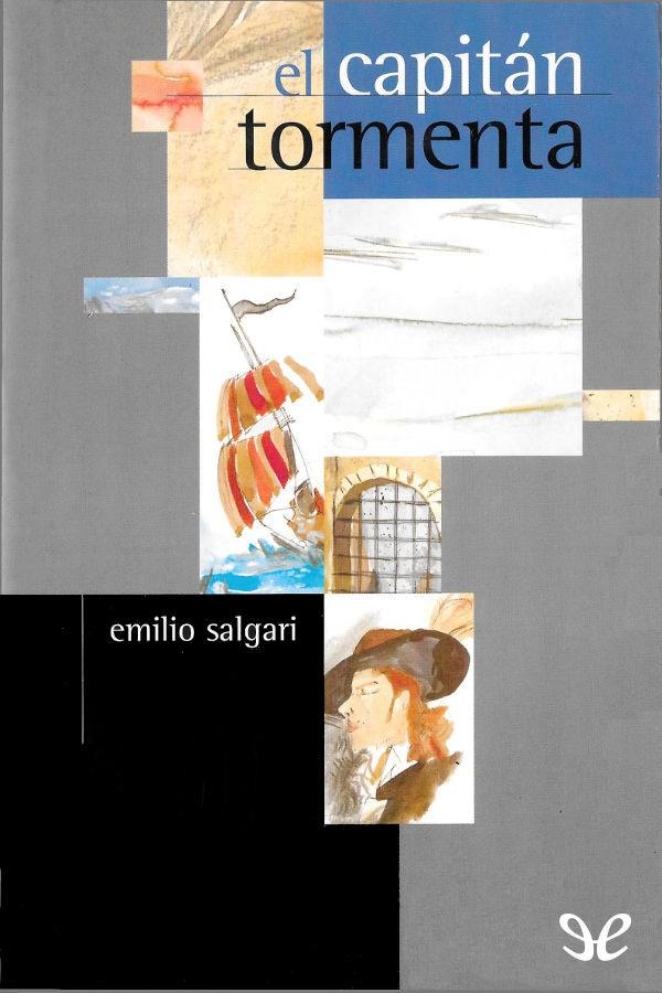 tapa de Salgari, Emilio - El Capit�n tormenta