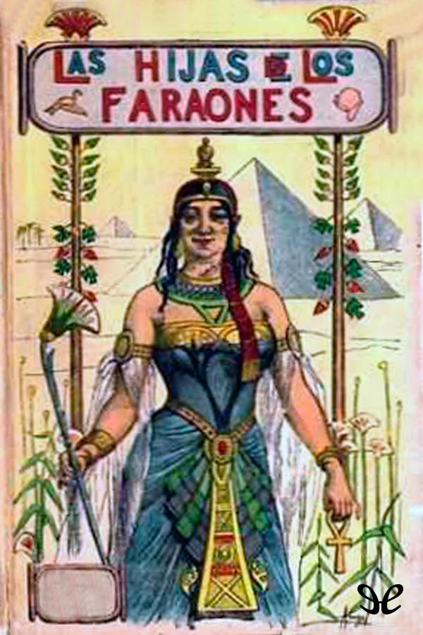 tapa de Salgari, Emilio - Las Hijas de los faraones
