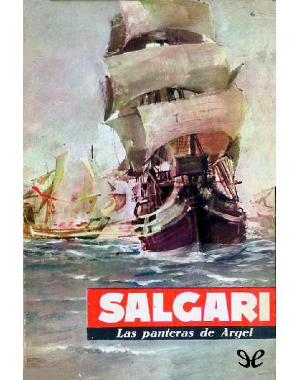 tapa de Salgari, Emilio - Las Panteras de Argel