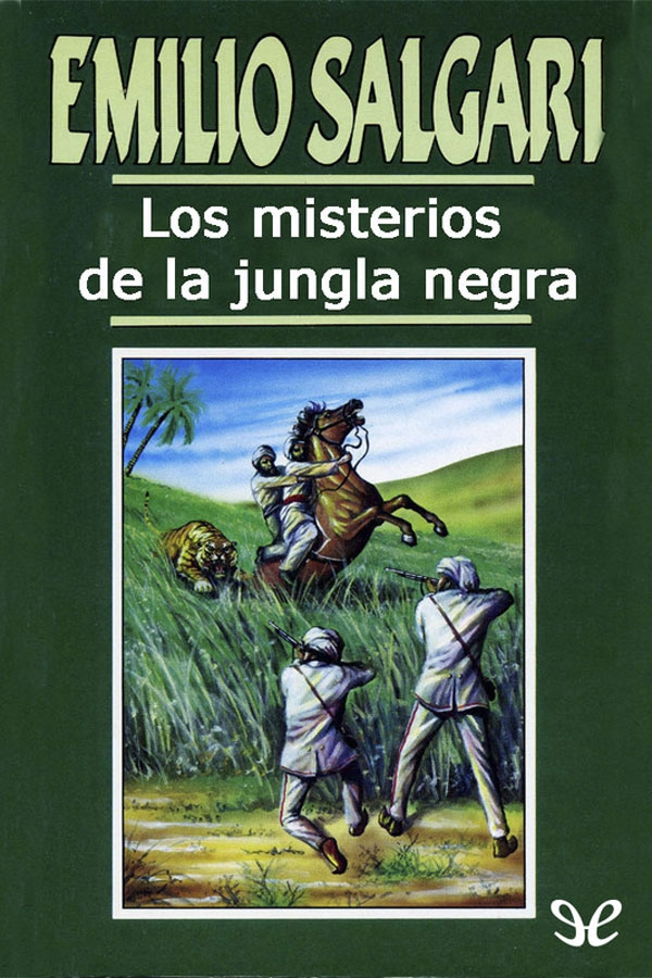 Salgari, Emilio - Los Misterios de la jungla negra
