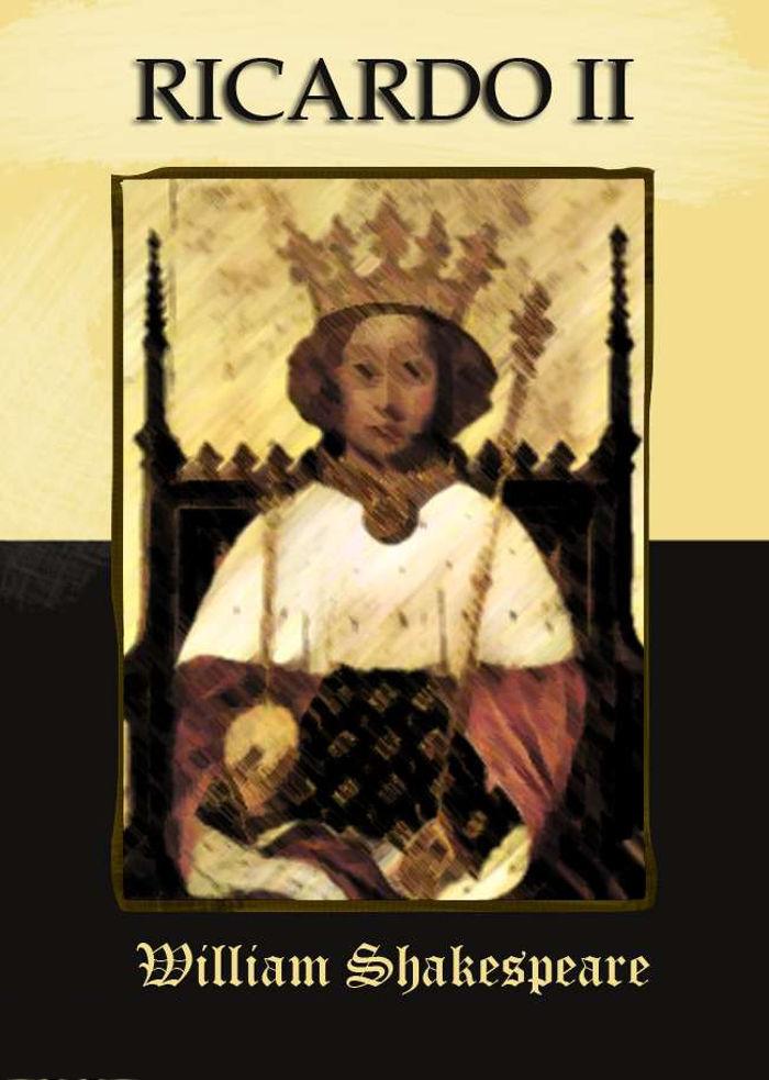 tapa de Shakespeare, William - Ricardo II